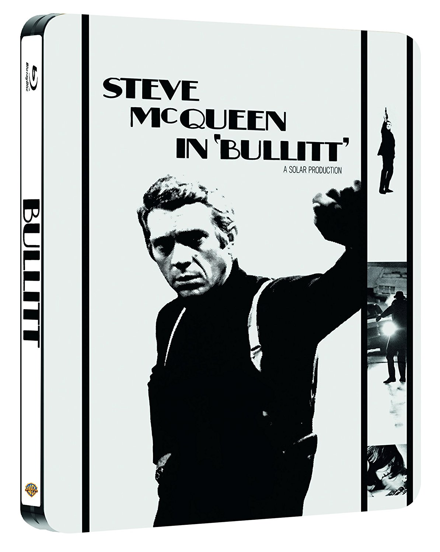 Bullitt steelbook 1