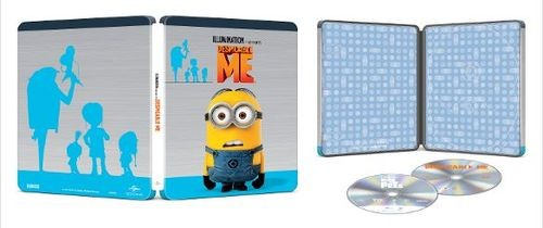 Despicable Me steelbook BestBuy
