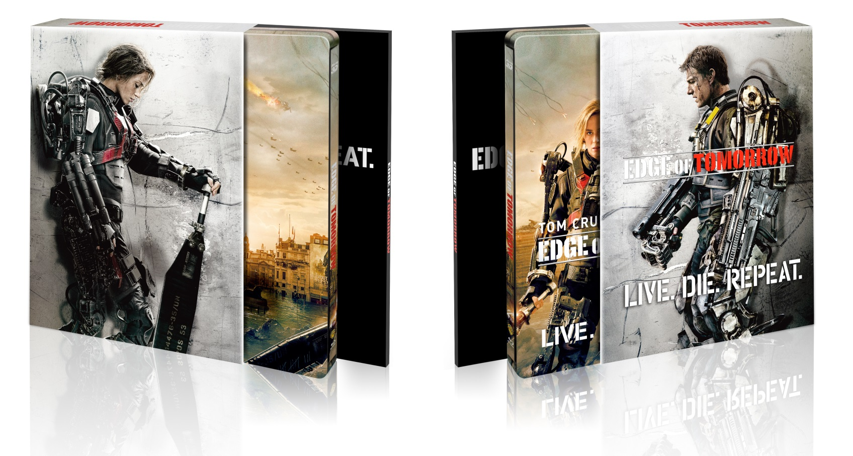 Edge of Tomorrow steelbook HDzeta1