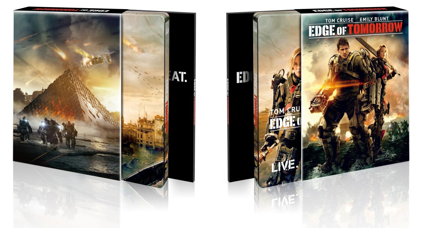 Edge of Tomorrow steelbook HDzeta2