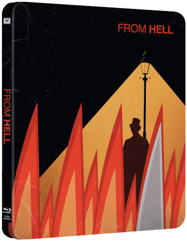 From Hell steelbook zavvi 1