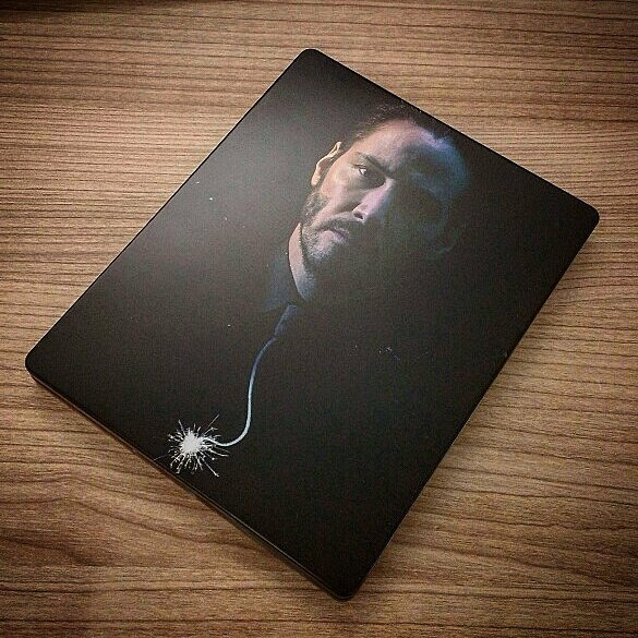 John Wick steelbook zavvi 4