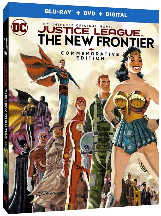 Justice-League-The-New-Frontier steelbook