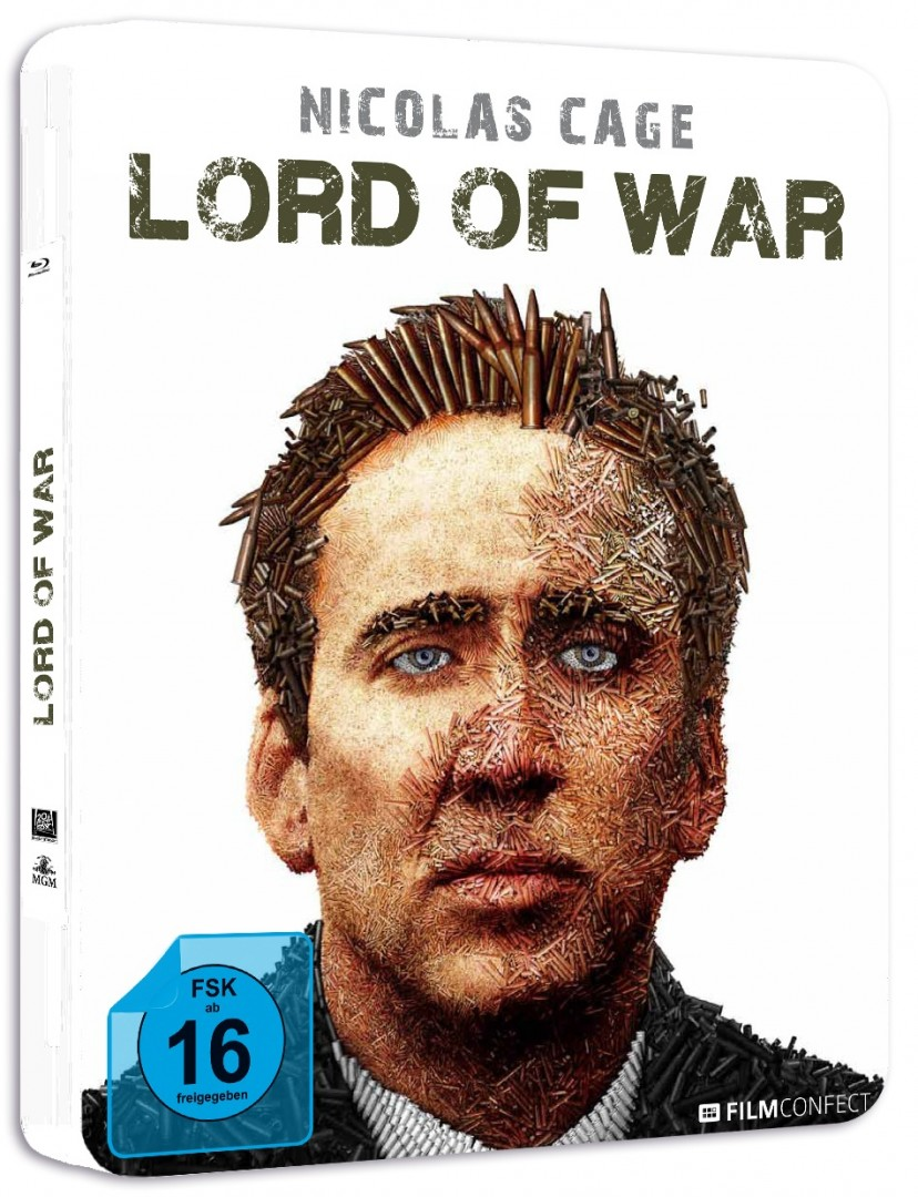 Lord of War metalpak DE