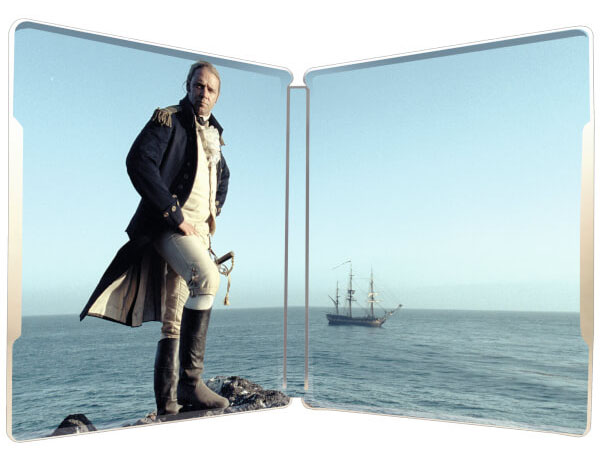 Master and Commander steelbook zavvi 3