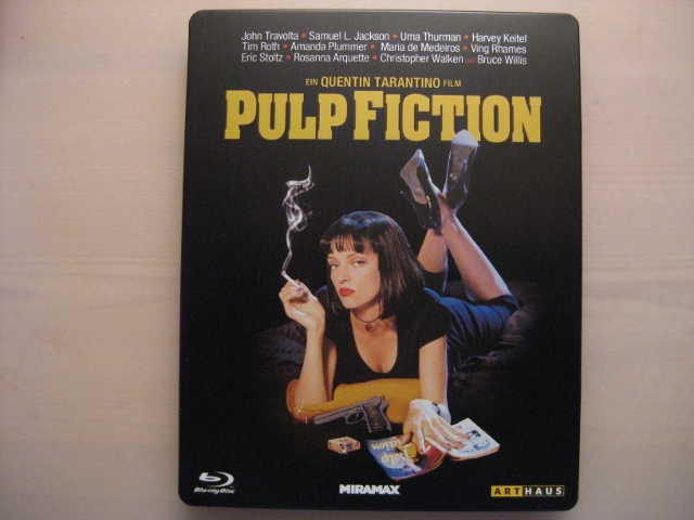 Pulp Fiction steelbook DE 1