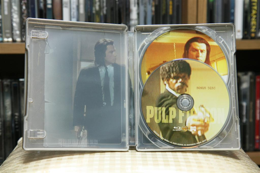 Pulp Fiction steelbook JP 3