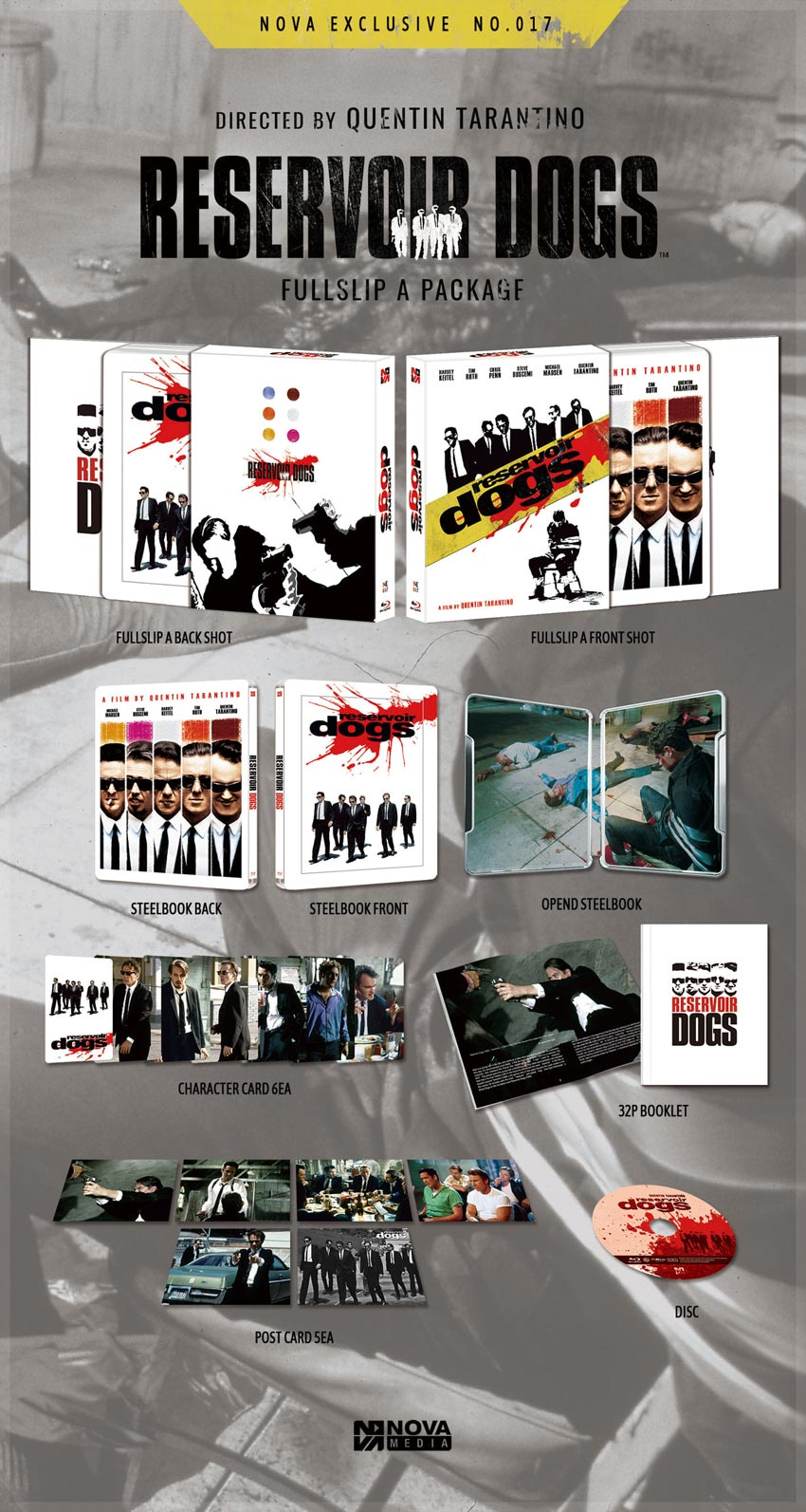 Reservoir-Dogs-steelbook-novamedia 1