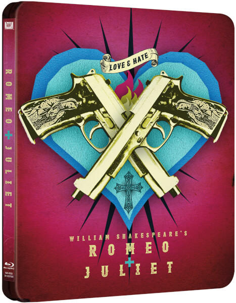 Romeo + Juliet steelbook 1