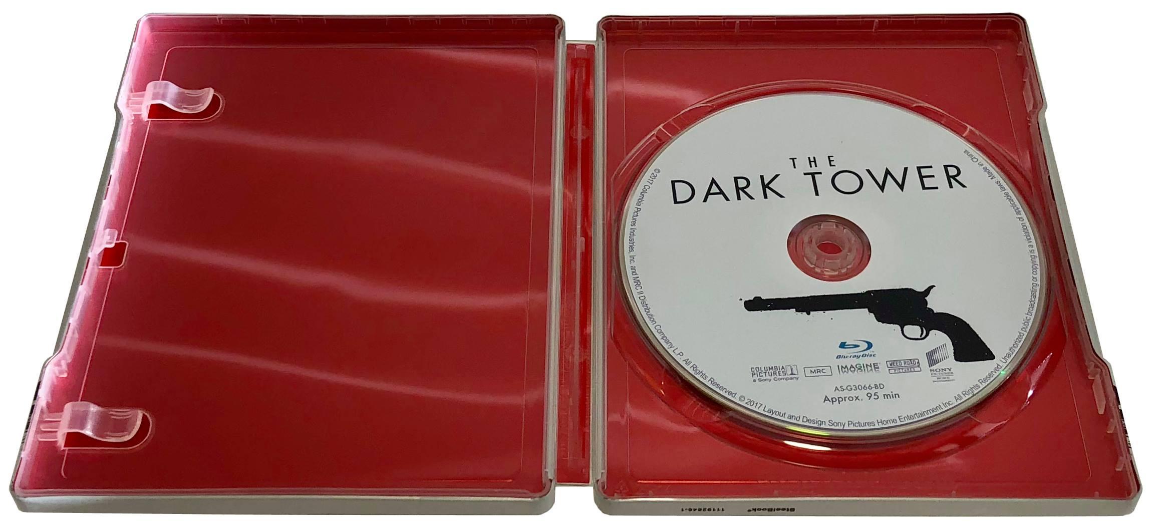 The Dark Tower steelbook 4
