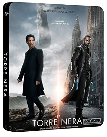 The Dark Tower steelbook it