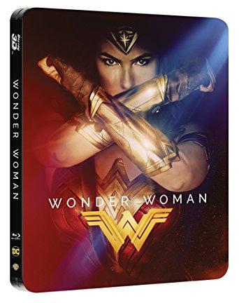 Wonder Woman steelbook DE 3D