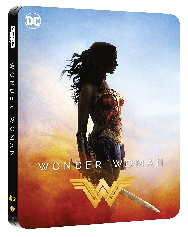 Wonder Woman steelbook DE 4K