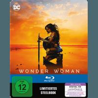 Wonder Woman steelbook MediaMarkt
