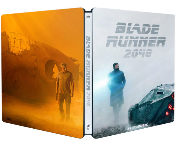 Blade runner 2049 steelbook 3