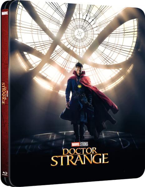 Doctor Strange steelbook zavvi 1