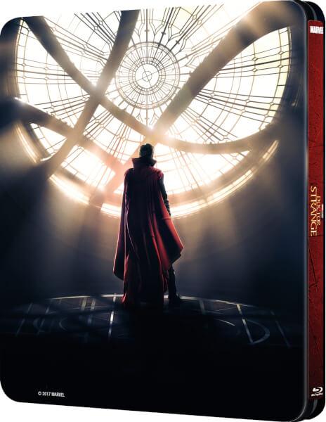 Doctor Strange steelbook zavvi 2
