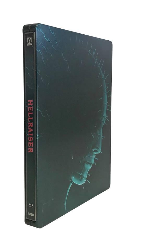 Hellraiser steelbook 2