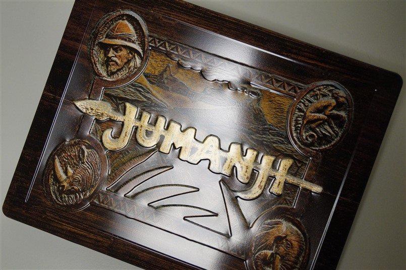 Jumanji steelbook 1