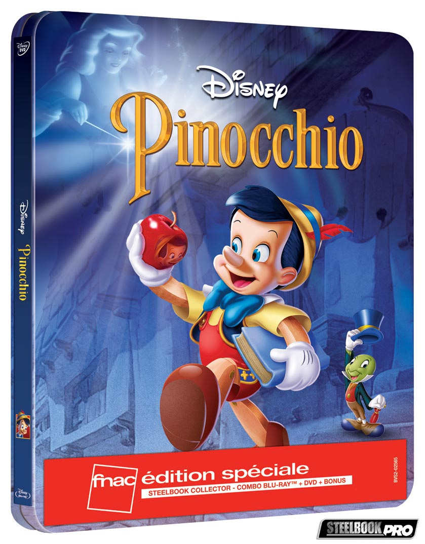 Pinocchio-steelbook-fnac