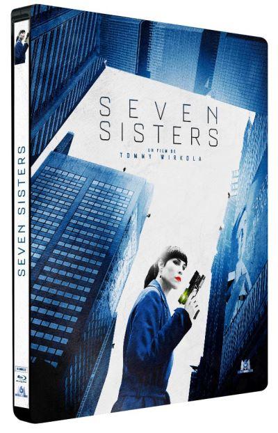 Seven Sisters steelbook