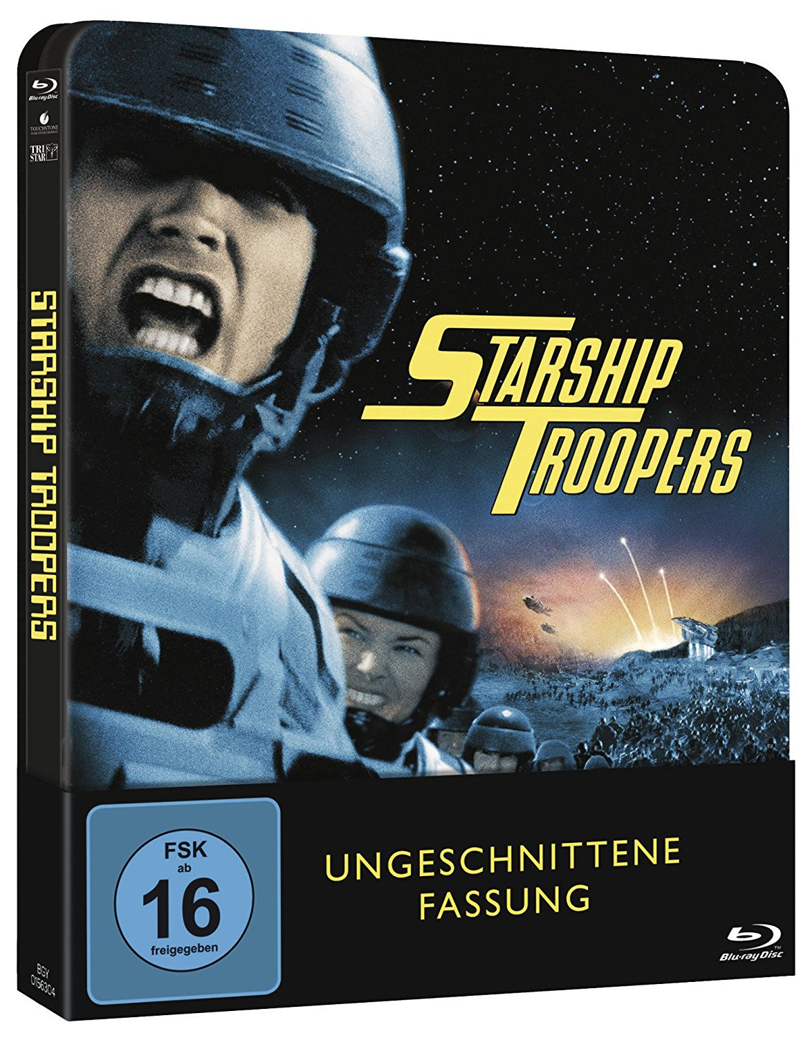 Starship Trooper steelbook DE
