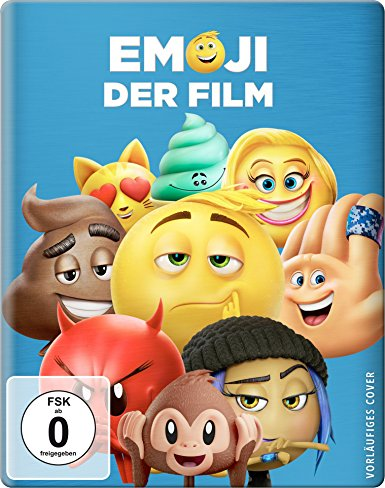 The Emoji Movie steelbook