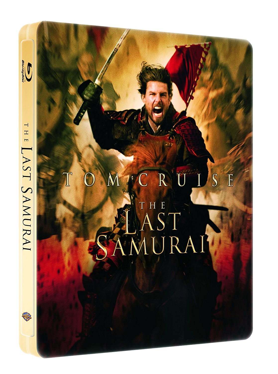The Last Samurai steelbook