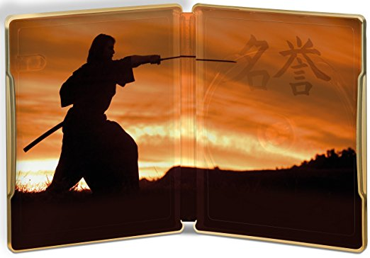 The Last Samurai steelbook2