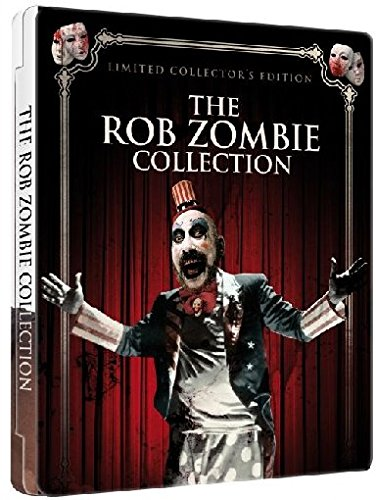 The Rob Zombie Collection Metalpak