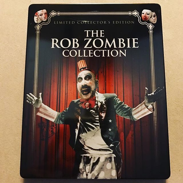 The Rob Zombie Collection futurepak