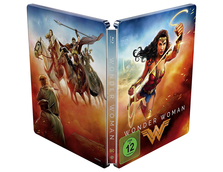 Wonder Woman steelbook 1