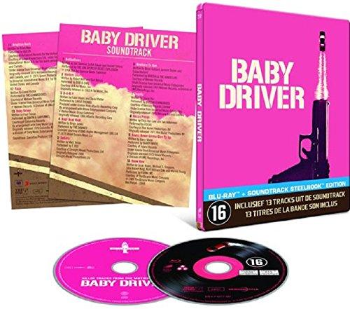 Baby driver steelbook benelux