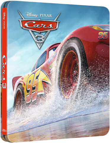 Cars 3 steelbook zavvi 1