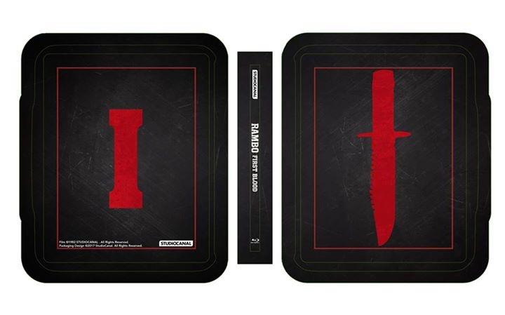 Rambo steelbook