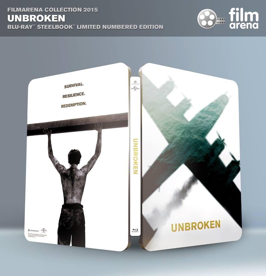 Unbroken steelbook filmarena 1