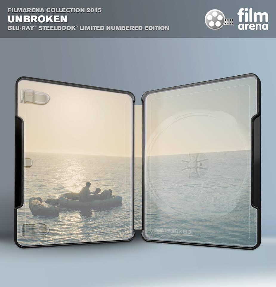 Unbroken steelbook filmarena 2
