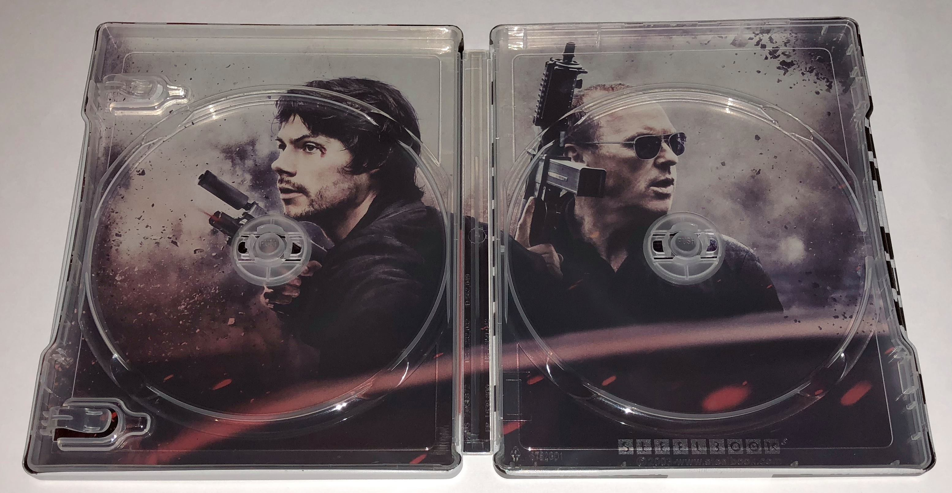 American Assassin steelbook us 4