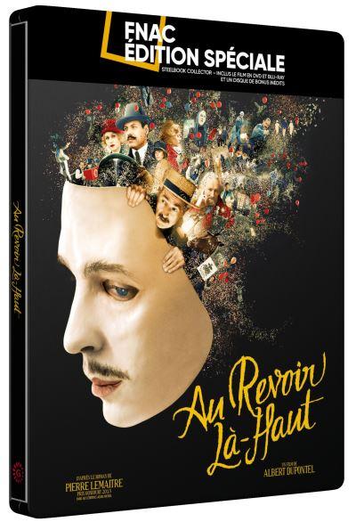 Au-revoir-la-haut-Edition-speciale-Fnac-Steelbook-Blu-ray-DVD