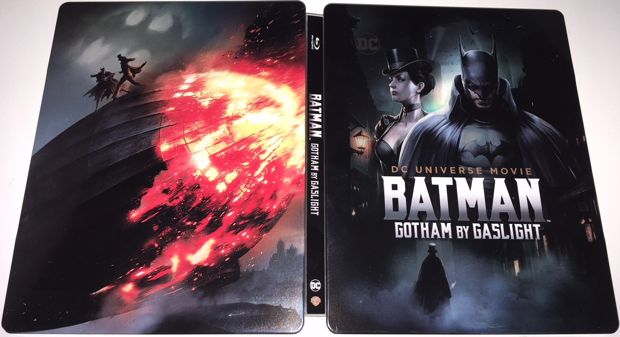 Batman Gotham by Gaslight steelbook 1