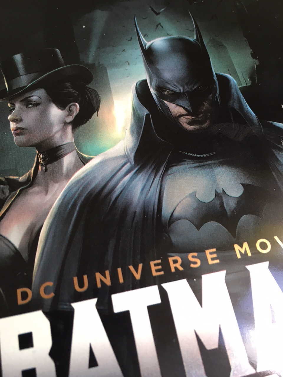 Batman Gotham by Gaslight steelbook 2