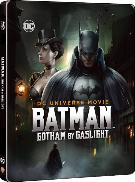 Batman Gotham by Gaslight steelbook