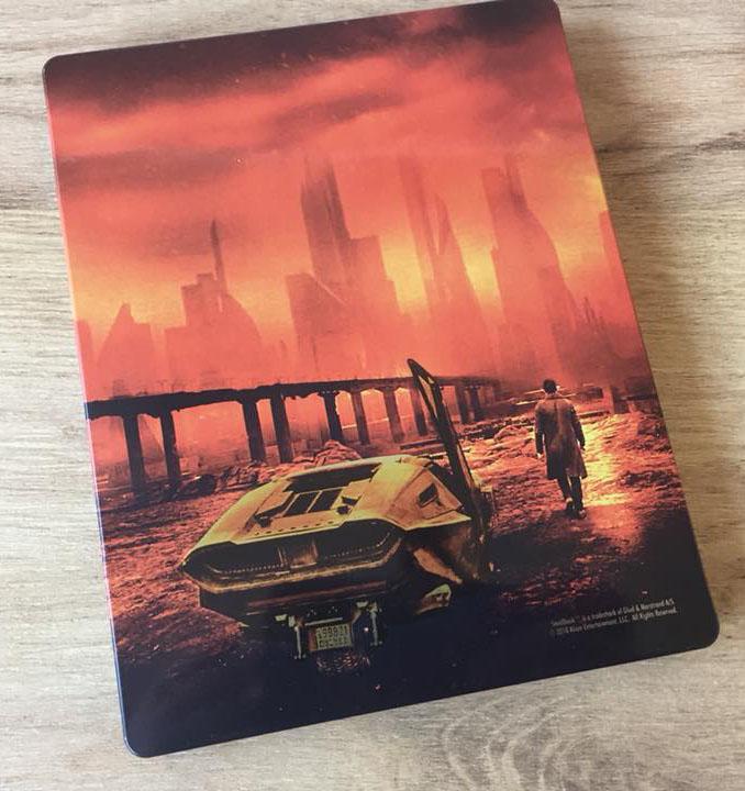 Blade Runner 2049 steelbook filmarena 4