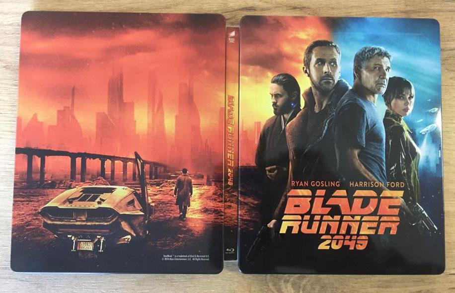 Blade Runner 2049 steelbook filmarena 8