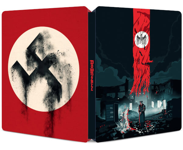 Downfall steelbook zavvi 2