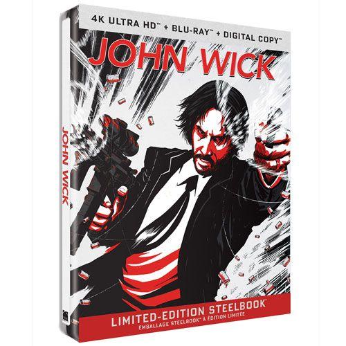 John Wick steelbook bestbuy 1