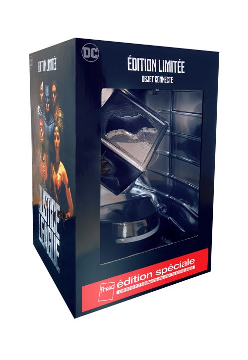 Justice League collector fnac