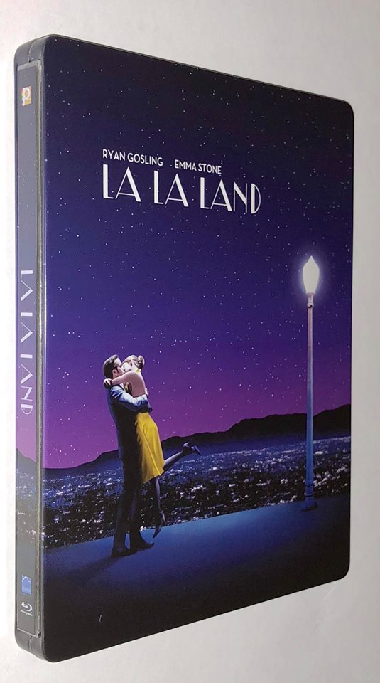 La La Land steelbook Manta Lab
