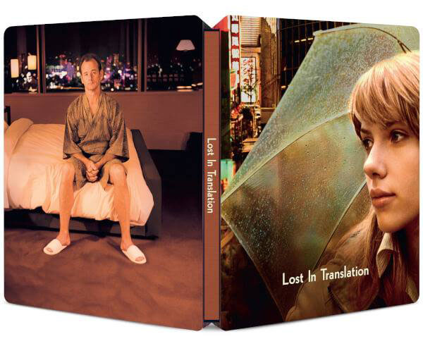Lost in Translation steelbook zavvi 1