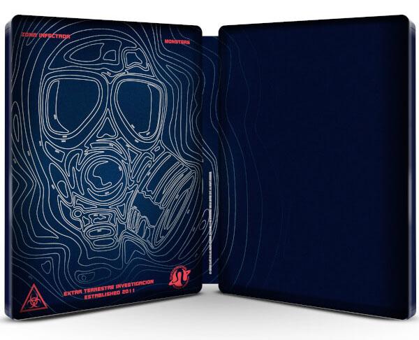 Monsters steelbook zavvi 2